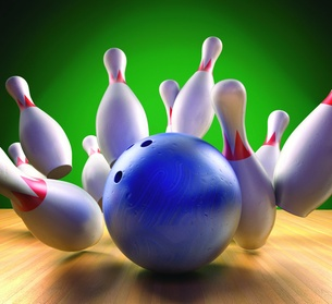 $31 For 2-Hour Bowling Package for 4 (Reg. $62.65) 494c0576-056c-4f69-b757-4316bdf56af5