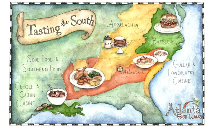 Atlanta Food Walks - Downtown - Castleberry Hill: Downtown Southern Food Tour