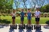 Recorrido en Segway por 3 parques de Valencia