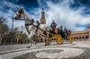 Paseo turístico en coche de caballos por Sevilla