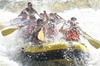 Whitewater Rafting, LLC - Glenwood Springs: Glenwood Springs Half-Day Rafting Trip