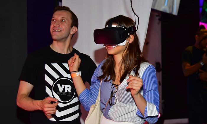 VR World NYC - Any Date Through December 31, 2019