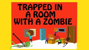 "Room Escape Adventures Plano: ""Trapped in a Room With a Zombie"" - Any Available Date Through Dec 31, 2016"