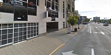 Event Parking at 215 W. Market St. Garage
