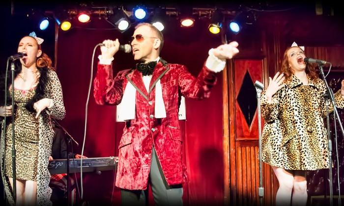 Three Clubs - Hollywood: The Velvet Tom Cabaret Hour