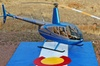 Bridge Run Scenic Helicopter Adventure (4min)