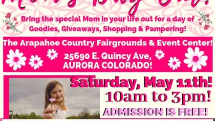 Mom's Day Out: Mother's Day Shopping Event - Saturday, May 11, 2019 / 10:00am