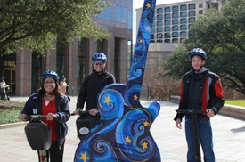 Segway Nation: Ultimate Austin Segway Tour: Historical Sights and Modern Highlights