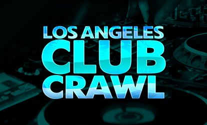 image for Los Angeles <strong>Club</strong> Crawl