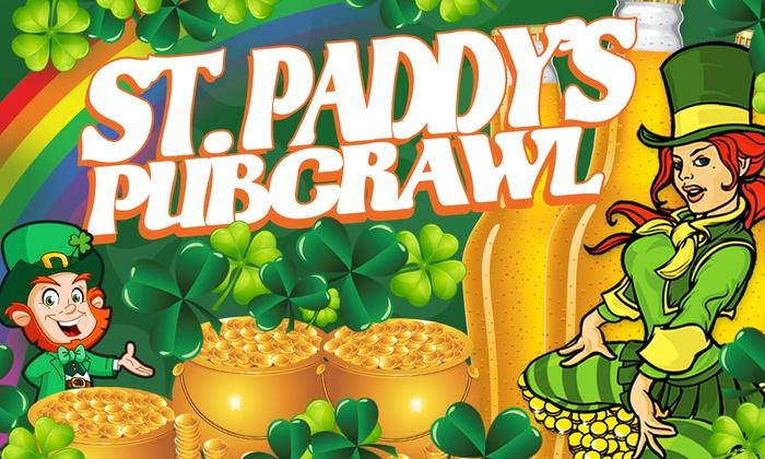 Hard Rock Cafe - Downtown: St. Paddy's Weekend Pub Crawl Boston at Hard Rock Cafe