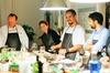 Clase de cocina mediterránea en Barcelona