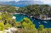Excursion d'une demi-journée à Cassis au départ d'Aix-en-Provence