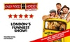 Tickets to see Only Fools and Horses