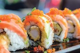 Ginza Hibachi Steakhouse & Sushi Bar: $10 For $20 Worth Of Hibachi Dinner Dining