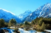 Aoraki-Mt Cook Tasman Glacier & Alpine Centre scenic day tour from ...