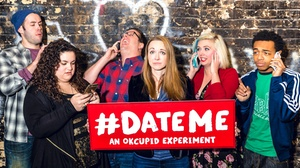 "UP Comedy Club: ""#DateMe: An OKCupid Experiment"""
