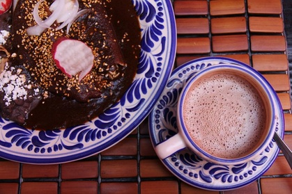 Mexican Mole Sauce Workshop & Dinner for small groups