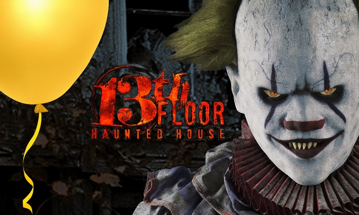 13th Floor Haunted House Denver - 13th