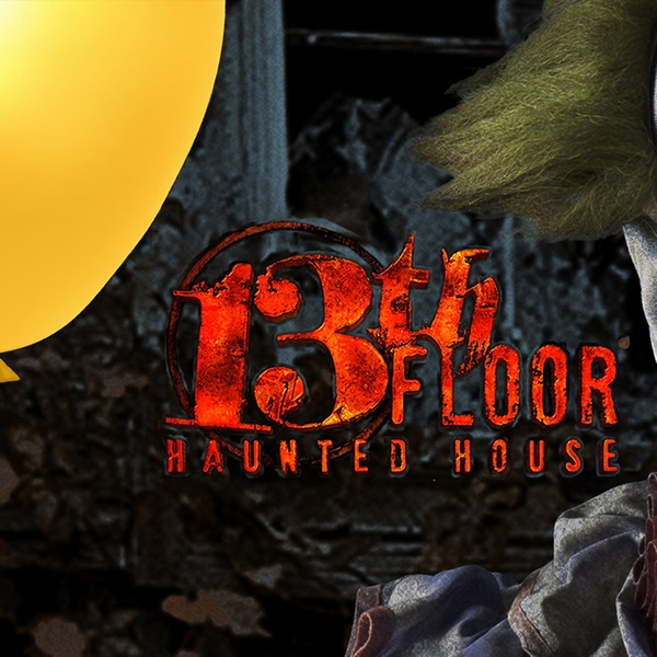 13th Floor Haunted House Denver Any Available Sunday Thursday October 2 31 2019 Reserve In Advance