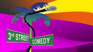 Promenade Playhouse: 3rd Street Comedy - Saturday August 27, 2016 / 9:00pm