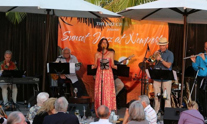 Sunset Jazz at Newport