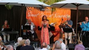 Marriott Newport Beach Hotel & Spa: Sunset Jazz at Newport