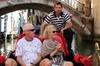 Tour privato: tour in gondola a Venezia (incluso il Canal Grande)