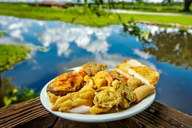 BAYOU DELIGHT RESTAURANT: $15 For $30 Worth Of Cajun Cuisine