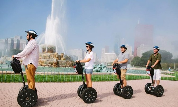 Boston Segway Tours Top Coupon & Deals