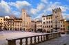 Viaggio privato di un giorno ad Arezzo e Cortona da Siena