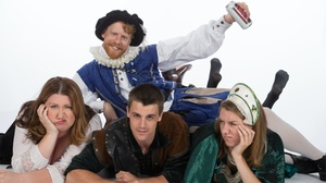 """Davis Square Theatre: Sh*t-Faced Shakespeare: """"Much Ado About Nothing"""""""