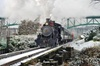 Three Rivers Rambler - Knoxville: Christmas Lantern Express Train in Knoxville