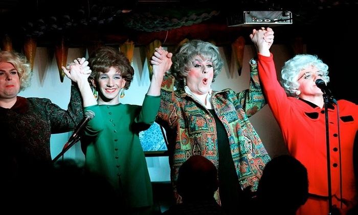 "Club Cafe - Club Café: The Golden Girls LIVE On Stage: The ""Lost"" Reunion Episode at Club Cafe"