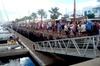 Playa Blanca - mercado callejero y tiempo libre
