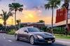 Maserati Quattroporte Limousine Transfer Cairns Airport to Palm Cove