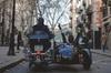 Recorrido panorámico en Harley Davidson con sidecar