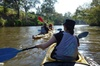 Self Guided Scenic Yarra River Kayak Tour For 2