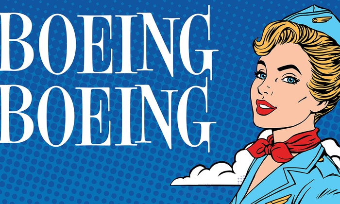 Barn Theatre - San Anselmo: Boeing Boeing at Barn Theatre