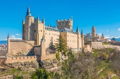 Recorrido de un día completo en Ávila y Segovia desde Madrid