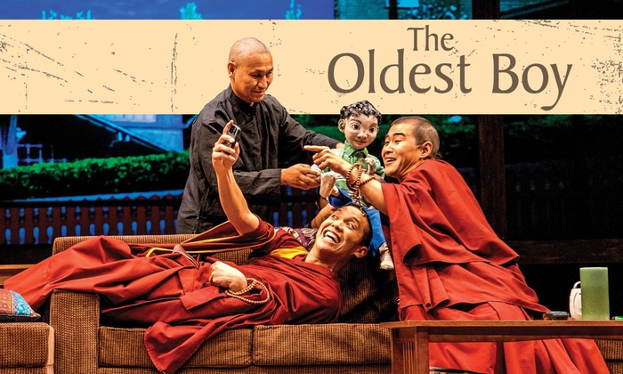 Lyceum Theatre - Lyceum Theatre: The Oldest Boy at Lyceum Theatre