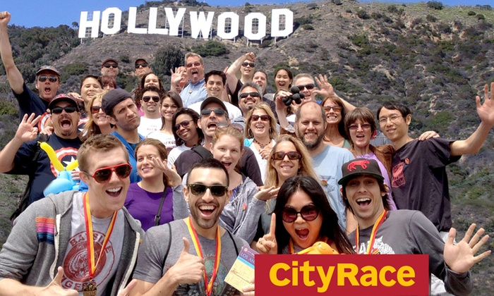 CityRace at Hollywood and Highland, Orange Court - Hollywood: CityRace, Hollywood: Past, Present and Future at CityRace at Hollywood and Highland, Orange Court