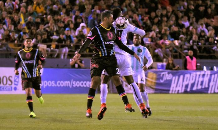 Las Vegas Lights FC: Professional Soccer Match - Saturday, Jun 8, 2019 /  7:30pm