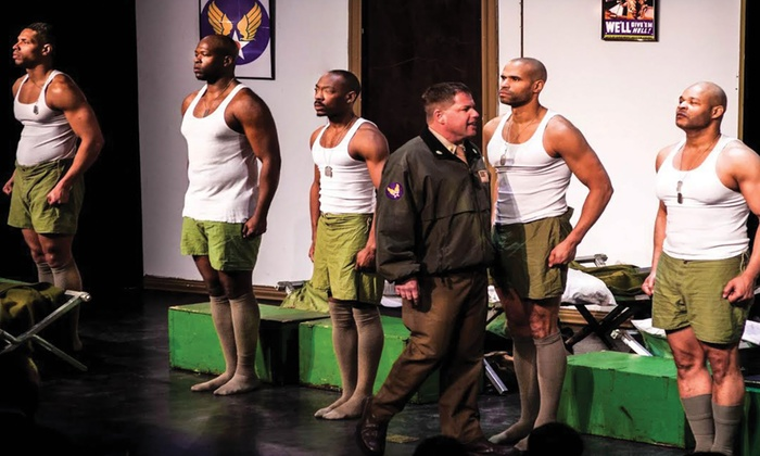 Whitmore-Lindley Theatre Center - North Hollywood: Black Angels Over Tuskegee at Whitmore-Lindley Theatre Center