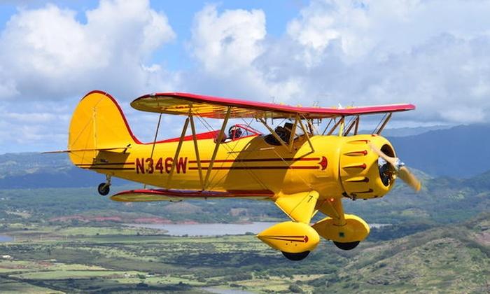 Kauai Biplane Tours
