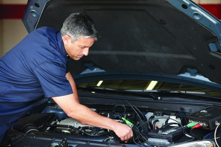 $19.99 For A State Inspection, Emissions Test & Sticker (Reg. $71)