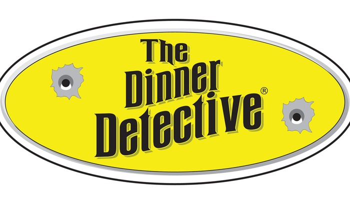 """""""The Dinner Detective Interactive Murder Mystery Show"""" Chicago"""