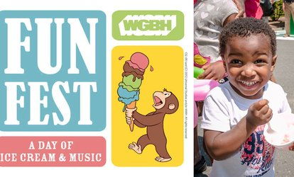 """WGBH FunFest"" - Saturday, Jul 14, 2018 / 2:00pm-4:00pm"