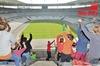 Stade de France: visite des coulisses en français