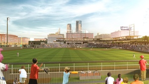 CHS Field: St. Paul Saints Baseball - Monday June 13, 2016 / 7:05pm (vs. Sioux City Explorers)
