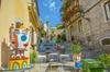 Tour per piccoli gruppi di un giorno a Taormina, Savoca e Castelmola